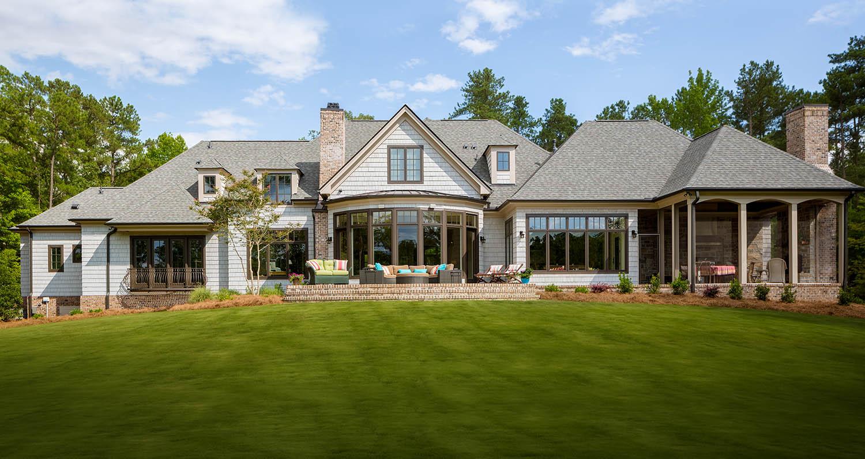 Bost Custom Homes Luxury Home