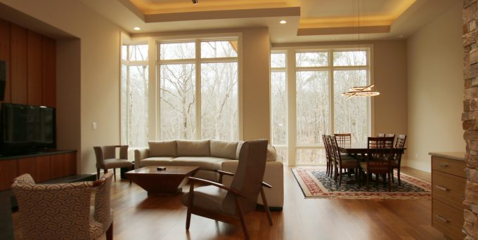 our most energy efficient modern home ever hers score of 13