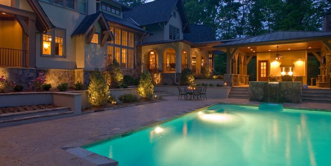 Deep Dive - Pool Design Ideas - Bost Custom Homes